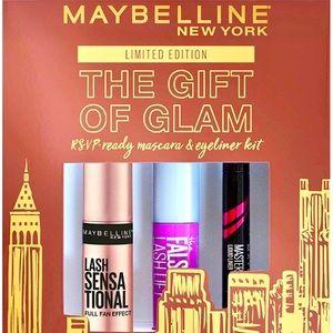 Maybelline New York The Gift Of Glam Mini Ltd. Ed.